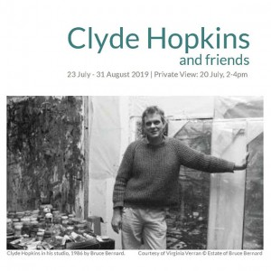 Clyde Hopkins and Friends