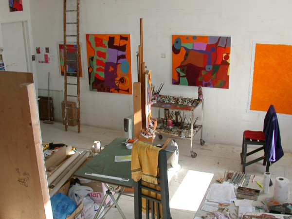 Clyde Hopkins Studio