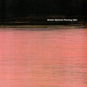 British Abstract painting 2001 Vatalogue