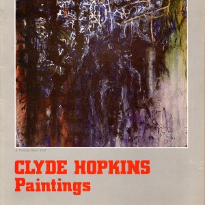 Clyde Hopkins Paintings