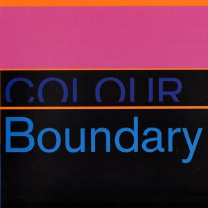 Colour boundary